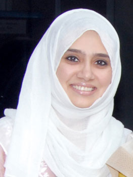 Farhana Ahmed Centre Co-ordinator