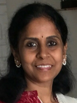 Madhavi Nalluri Co-ordinator
